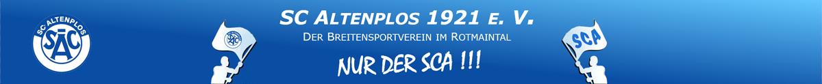 SC ALTENPLOS 1921 E. V.